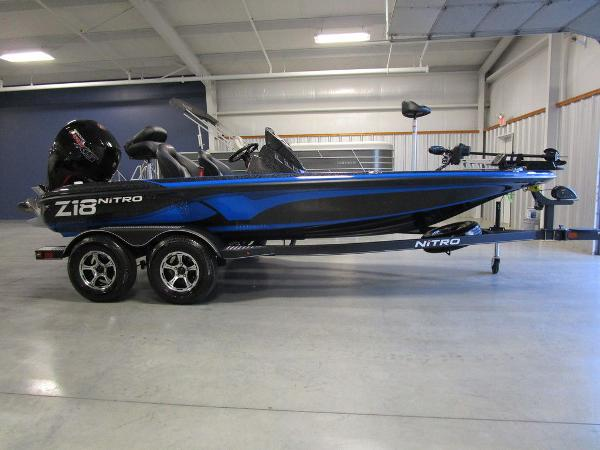 2021 Nitro boat for sale, model of the boat is Z18 Pro & Image # 1 of 41