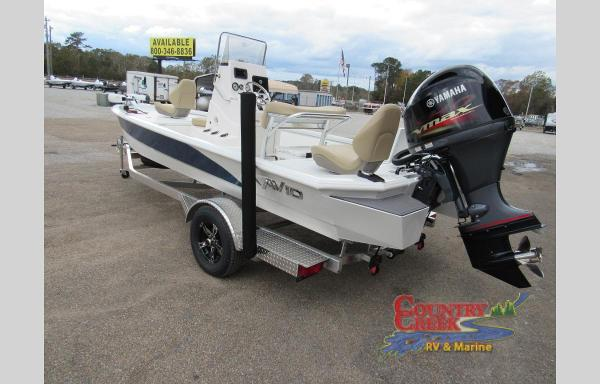 2021 Avid boat for sale, model of the boat is 19FS & Image # 2 of 11