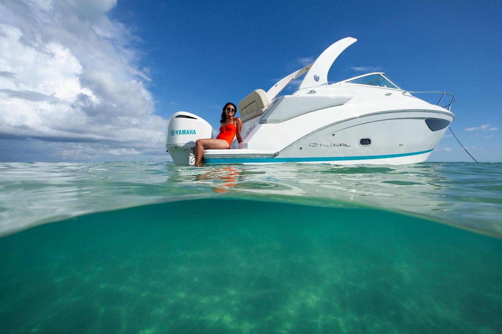 2021 Regal Outboard 26 XO