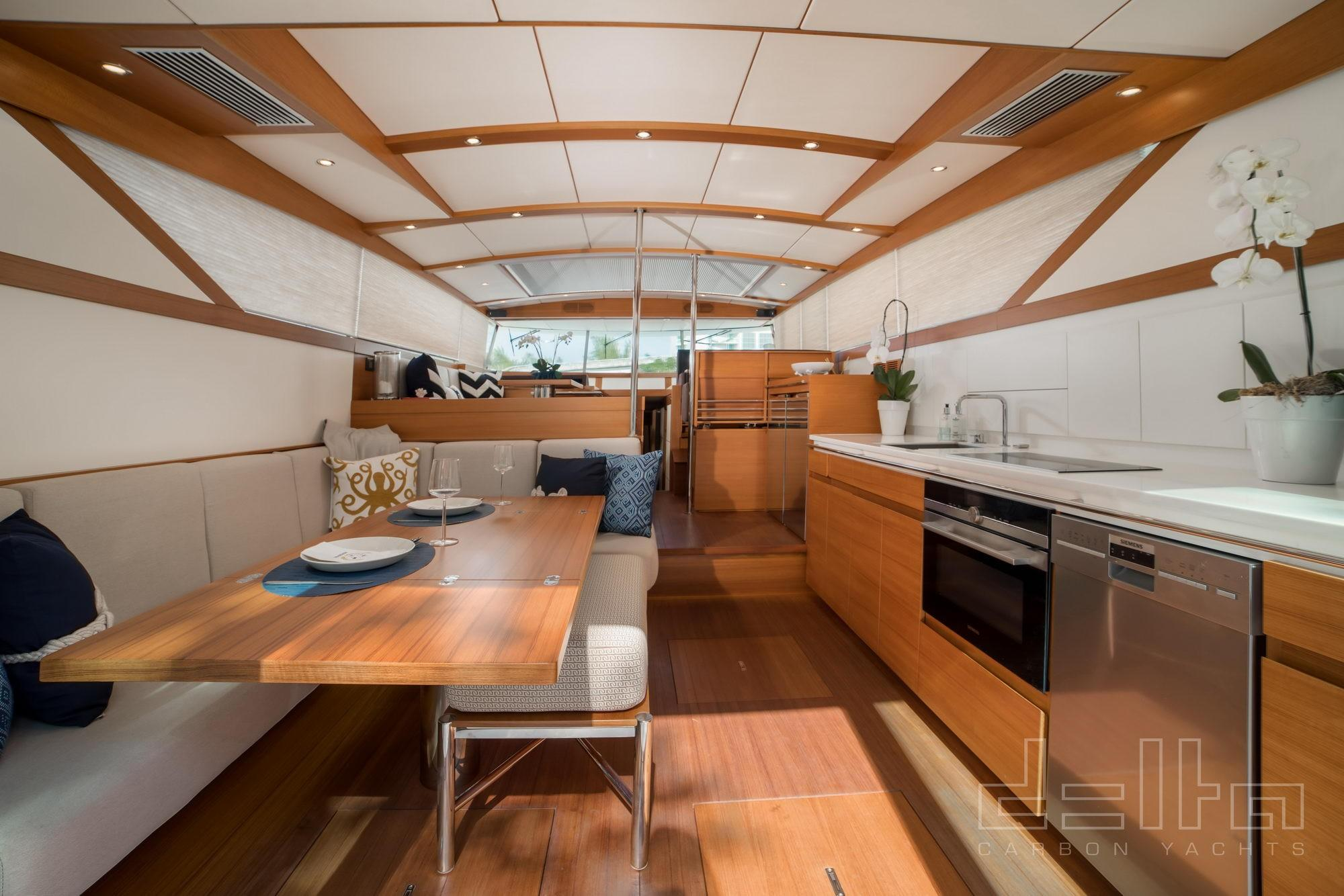 Picture Of:  54' Delta Powerboats 54 Carbon 2017Yacht For Sale | 4 of 17
