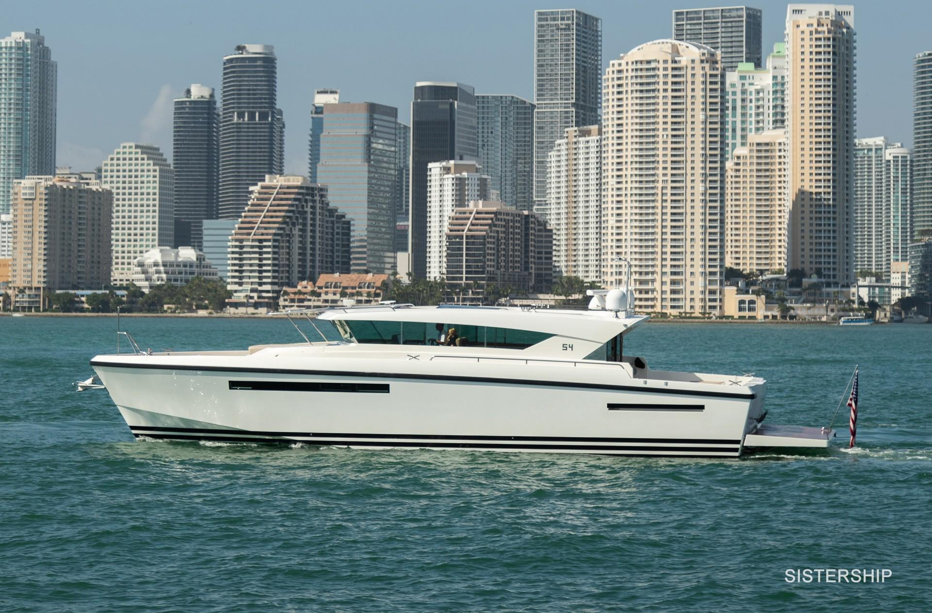 Picture Of:  54' Delta Powerboats 54 Carbon 2017Yacht For Sale | 3 of 17