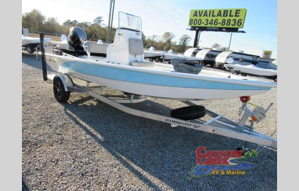 2021 Avid boat for sale, model of the boat is 19FS & Image # 2 of 10