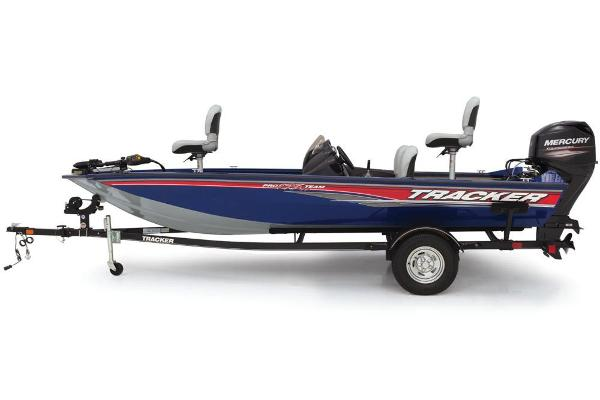 2018 Tracker Boats boat for sale, model of the boat is Pro Team 175 TF & Image # 2 of 4