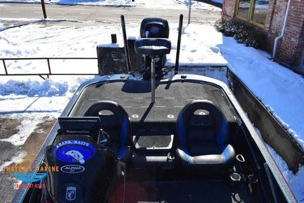2014 Legend boat for sale, model of the boat is Alpha 211R & Image # 36 of 67