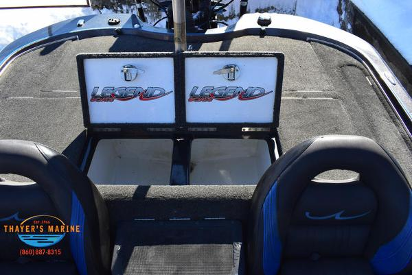 2014 Legend boat for sale, model of the boat is Alpha 211R & Image # 56 of 67