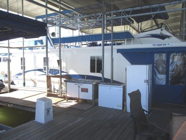 2008 LAKEVIEW YACHTS 55 Houseboat thumbnail