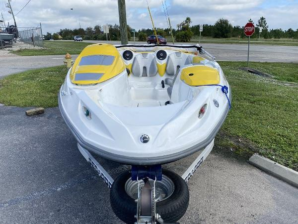 2005 Sea Doo PWC boat for sale, model of the boat is SPORTSTER 215HP & Image # 2 of 7