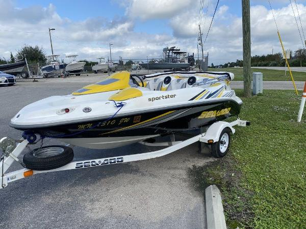 2005 Sea Doo PWC boat for sale, model of the boat is SPORTSTER 215HP & Image # 5 of 7