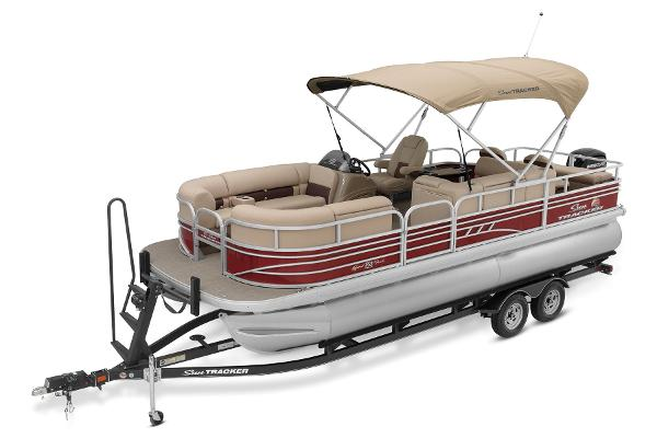 2022 Sun Tracker boat for sale, model of the boat is SportFish 22 DLX & Image # 8 of 8