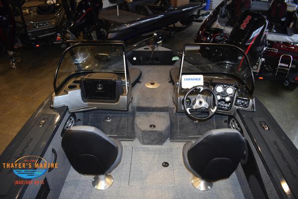 2021 Tracker Boats boat for sale, model of the boat is Targa™ V-18 Combo & Image # 18 of 47