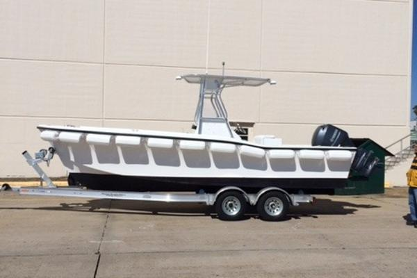2021 Custom Pumpout Boat