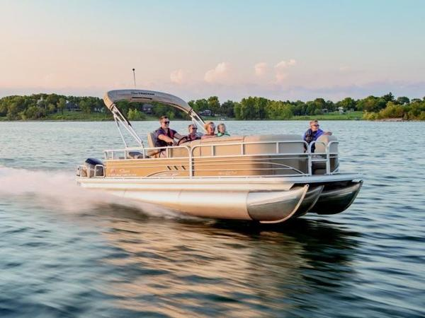 2021 Sun Tracker Sportfish 22 XP3 thumbnail