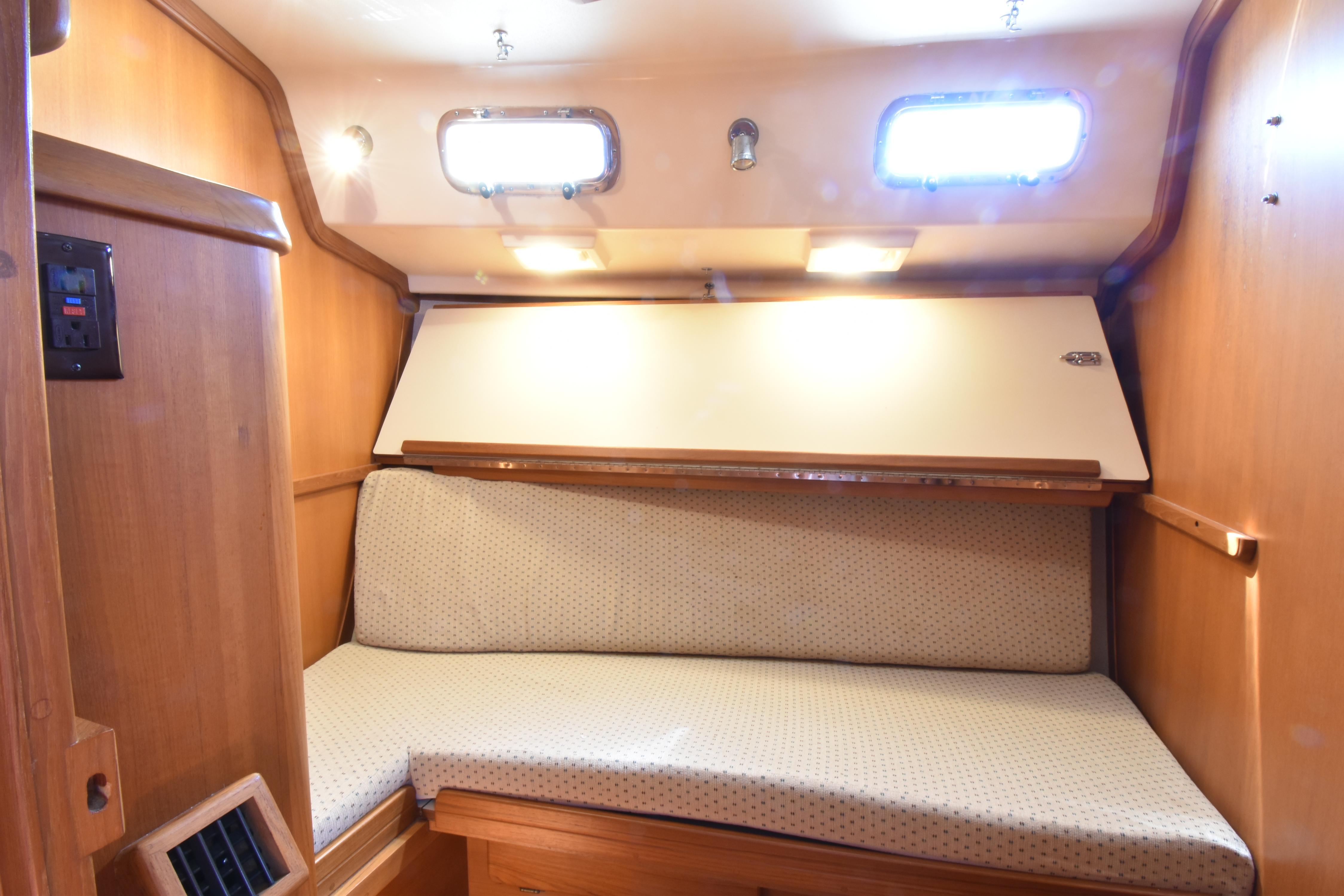 versatile third cabin