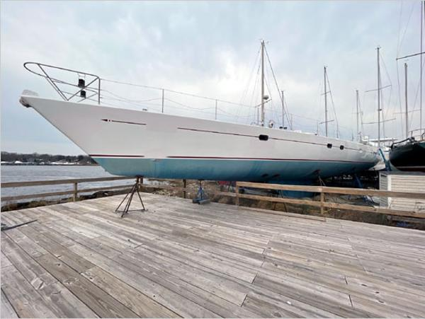 1994 Cantiere Navale Cosca Sloop thumbnail