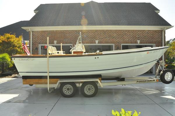 1979 Chris-Craft 22 Cutlass Tournament Fisherman