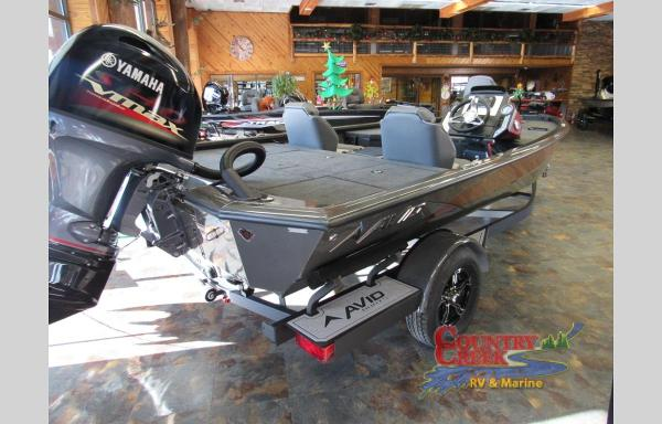 2021 Avid boat for sale, model of the boat is 18XB & Image # 3 of 8