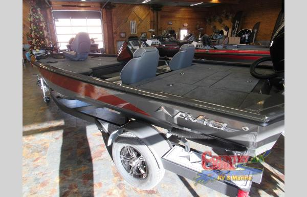 2021 Avid boat for sale, model of the boat is 18XB & Image # 4 of 8