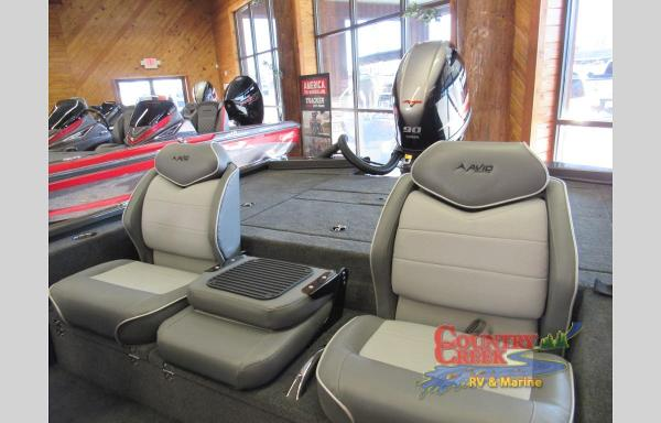 2021 Avid boat for sale, model of the boat is 18XB & Image # 5 of 8