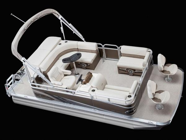 2021 AVALON Venture Fish-N-Cruise 20'