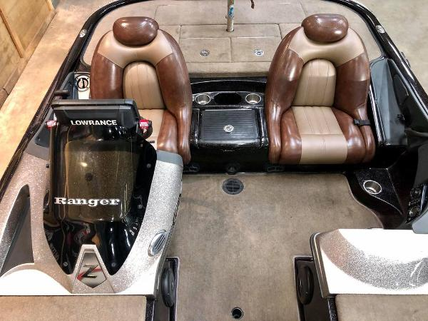 2011 Ranger Boats boat for sale, model of the boat is Z519 & Image # 7 of 18