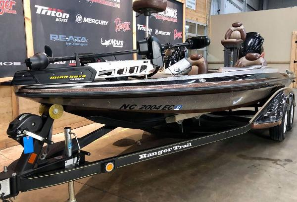 2011 Ranger Boats boat for sale, model of the boat is Z519 & Image # 14 of 18