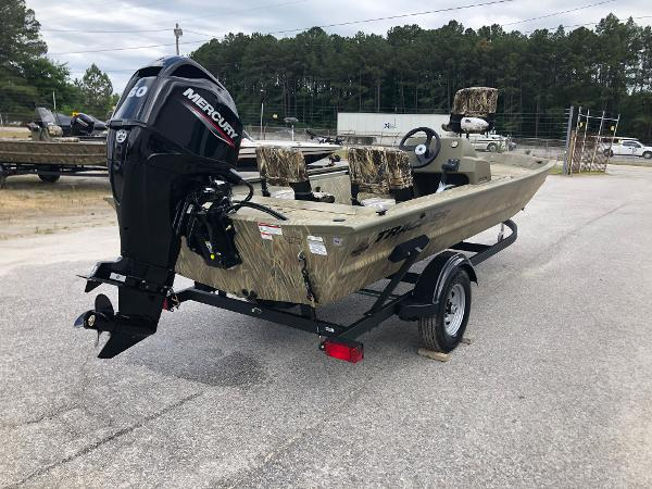 2021 Tracker Boats boat for sale, model of the boat is 1754 SC & Image # 9 of 23