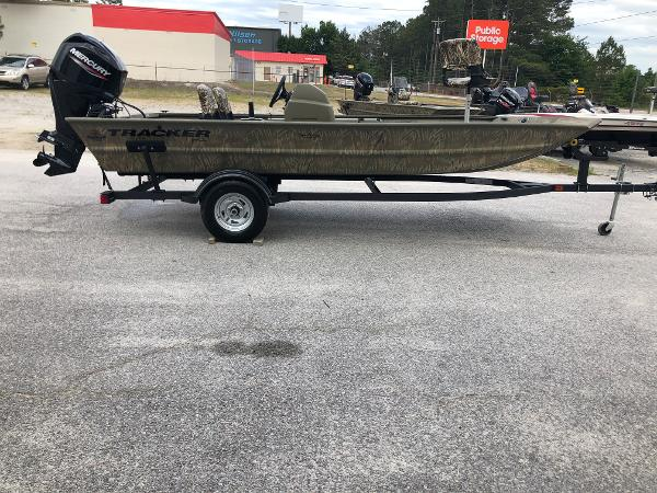 2021 Tracker Boats boat for sale, model of the boat is 1754 SC & Image # 8 of 23