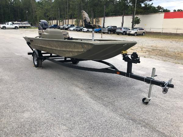 2021 Tracker Boats boat for sale, model of the boat is 1754 SC & Image # 3 of 23
