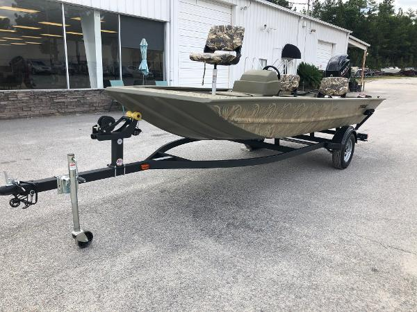 2021 Tracker Boats boat for sale, model of the boat is 1754 SC & Image # 2 of 23