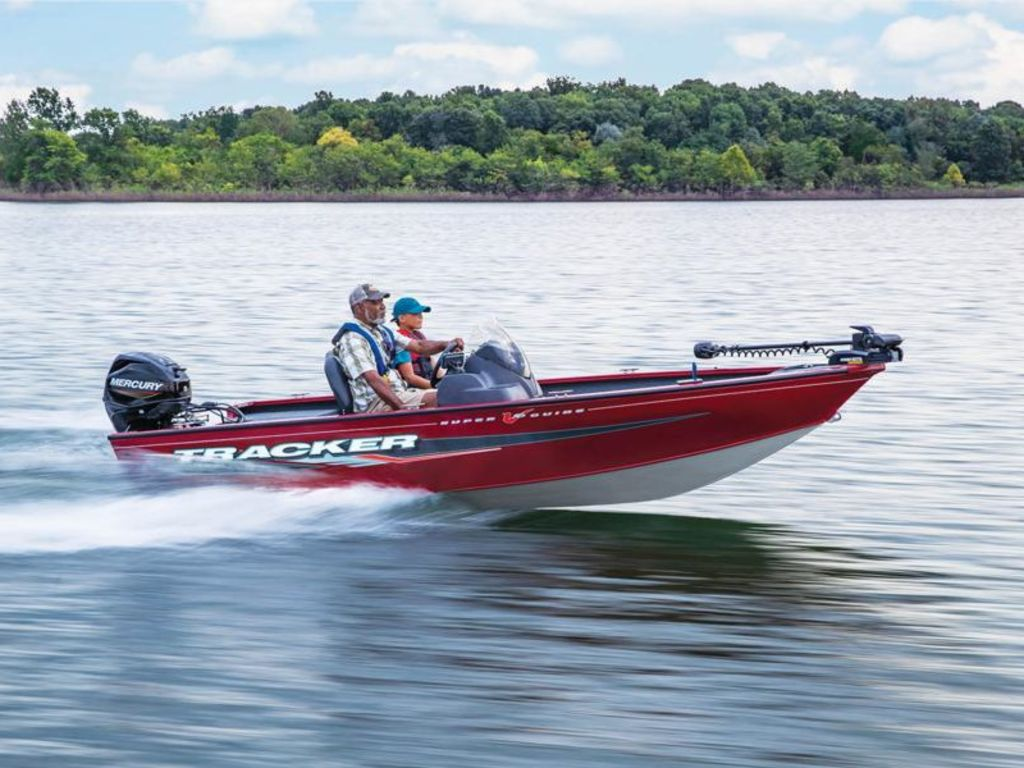 2021 Tracker Boats boat for sale, model of the boat is Super Guide™ V-16 SC & Image # 7 of 17