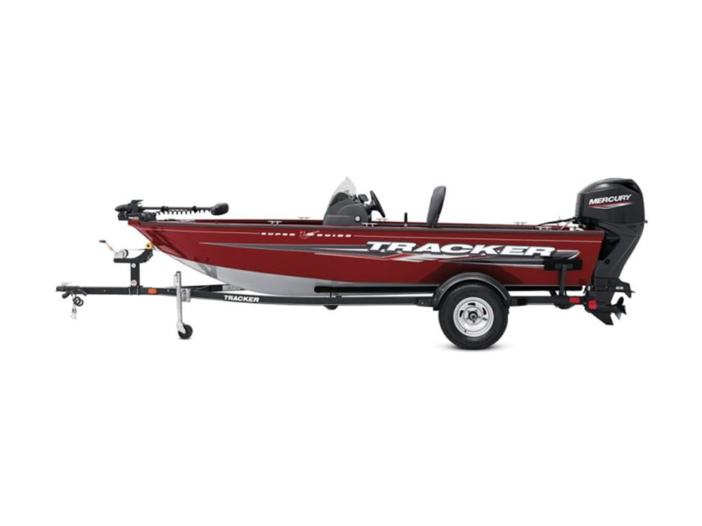 2021 Tracker Boats boat for sale, model of the boat is Super Guide™ V-16 SC & Image # 8 of 17