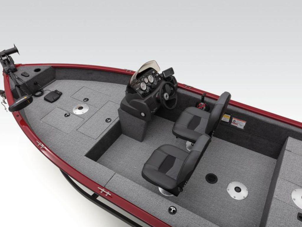 2021 Tracker Boats boat for sale, model of the boat is Super Guide™ V-16 SC & Image # 9 of 17