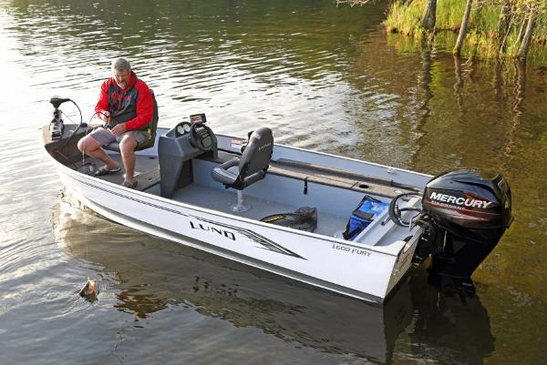 2021 Lund boat for sale, model of the boat is 1600 Fury SS & Image # 1 of 6