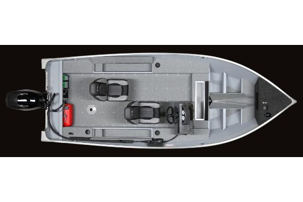 2021 Lund boat for sale, model of the boat is 1600 Fury SS & Image # 6 of 6