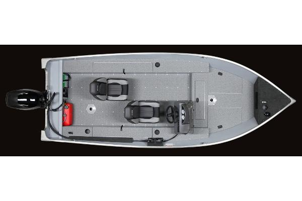 2021 Lund boat for sale, model of the boat is 1600 Fury SS & Image # 5 of 6