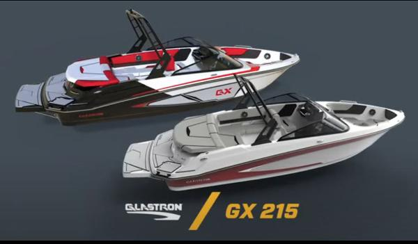 2021 GLASTRON GX215