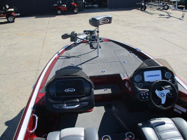 2015 Triton boat for sale, model of the boat is 18 TRX & Image # 3 of 8