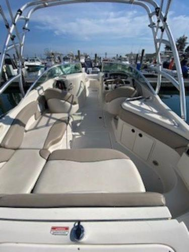 2003 Sea Ray boat for sale, model of the boat is 240 Sundeck & Image # 11 of 12