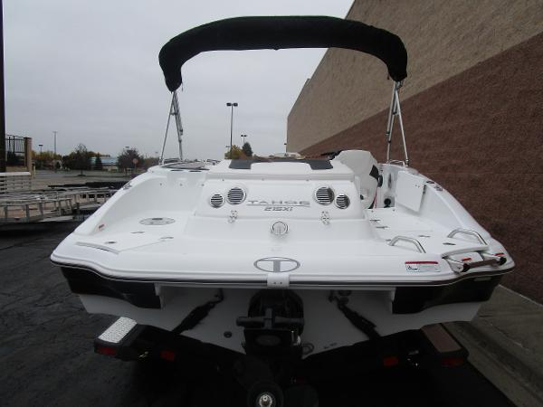 2021 Tahoe boat for sale, model of the boat is 215 Xi & Image # 4 of 34