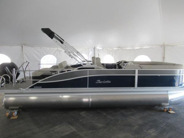 2021 Barletta boat for sale, model of the boat is C22UC & Image # 2 of 19