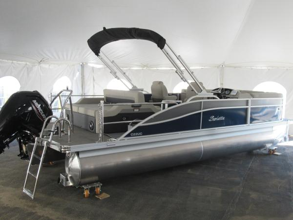 2021 Barletta boat for sale, model of the boat is C22UC & Image # 3 of 19