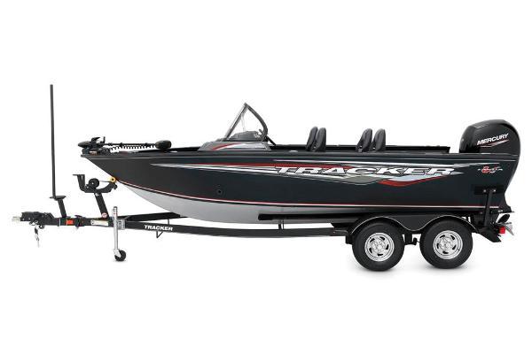 2020 Tracker Boats boat for sale, model of the boat is Targa V-18 WT & Image # 9 of 32