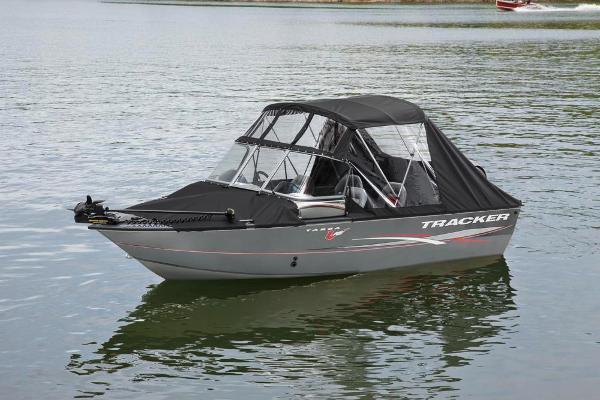 2020 Tracker Boats boat for sale, model of the boat is Targa V-18 WT & Image # 10 of 32