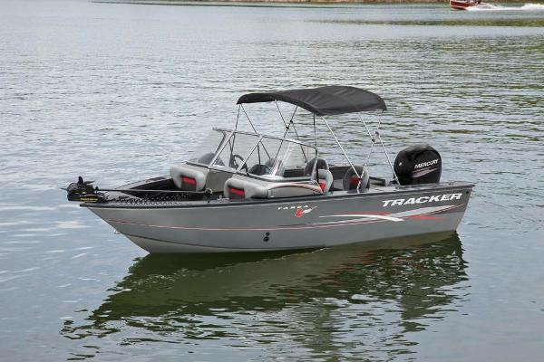 2020 Tracker Boats boat for sale, model of the boat is Targa V-18 WT & Image # 11 of 32