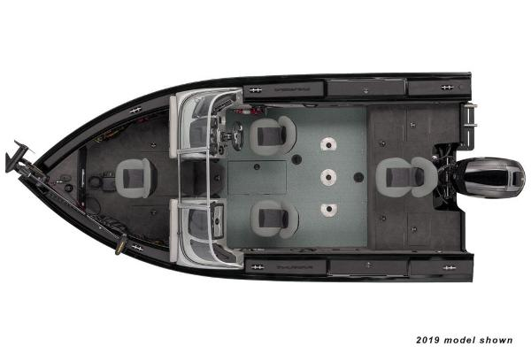2020 Tracker Boats boat for sale, model of the boat is Targa V-18 WT & Image # 28 of 32