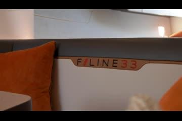 Fairline F//Line 33 video