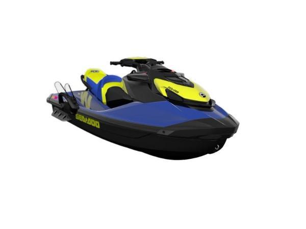 2021 Sea-Doo Wake 170 IBR & Sound System