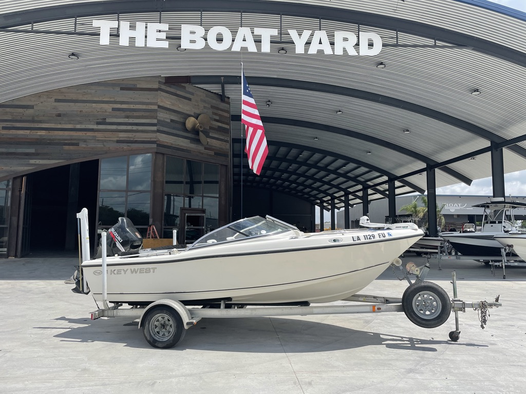 2008 Key West boat for sale, model of the boat is 176 DC & Image # 1 of 18