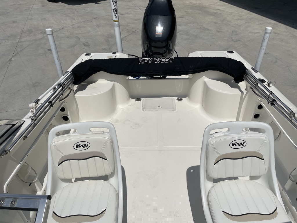 2008 Key West boat for sale, model of the boat is 176 DC & Image # 6 of 18