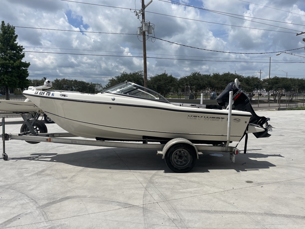 2008 Key West boat for sale, model of the boat is 176 DC & Image # 8 of 18
